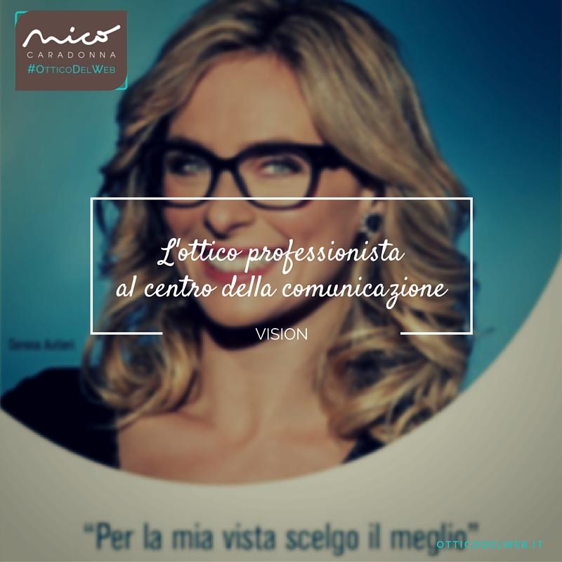 L'ottico professionista al centro della comunicazione | Nico Caradonna #OtticoDelWeb
