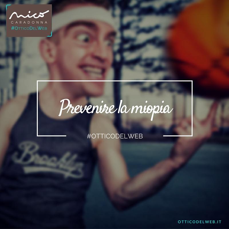 Come si può predire la miopia | Nico Caradonna #OtticoDelWeb